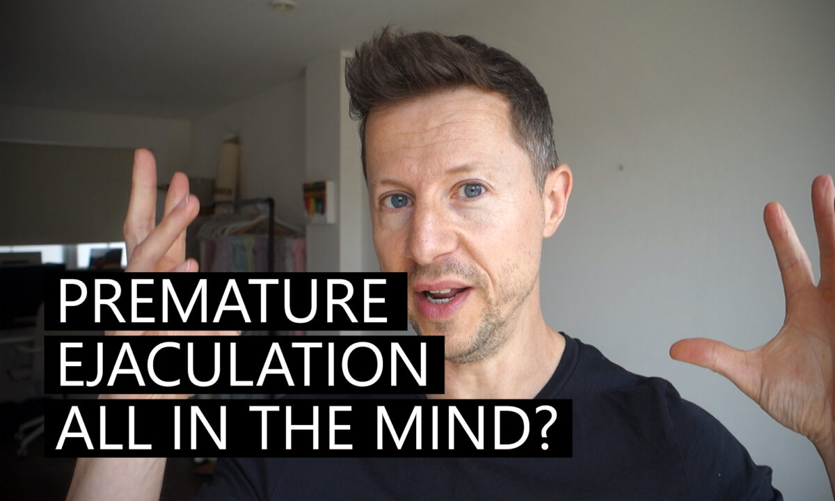 Is premature ejaculation all in the mind?